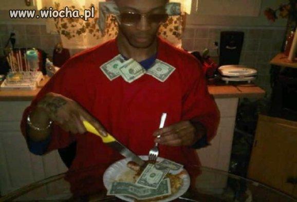Głód pieniędzy