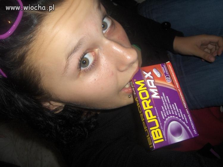 No ale sweetfocia z Ibupromem MAX