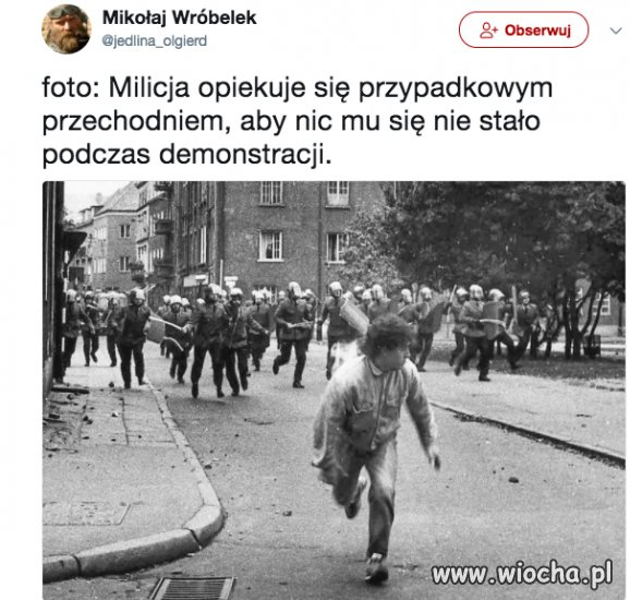 Mariusz pilnuje posłów opozycji żeby się im nic