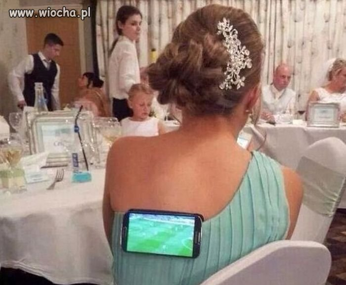Osoba Towarzysz�ca na weselu