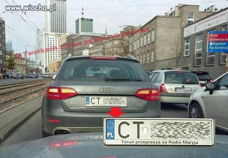 Toruń przeprasza.