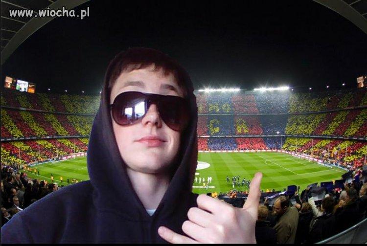 Na Camp Nou ?