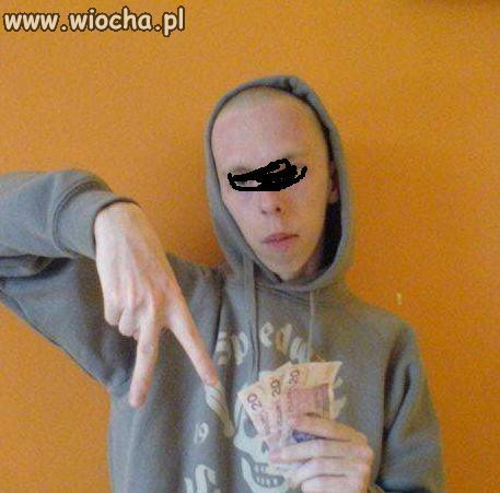 Osiedlowy gangsta...