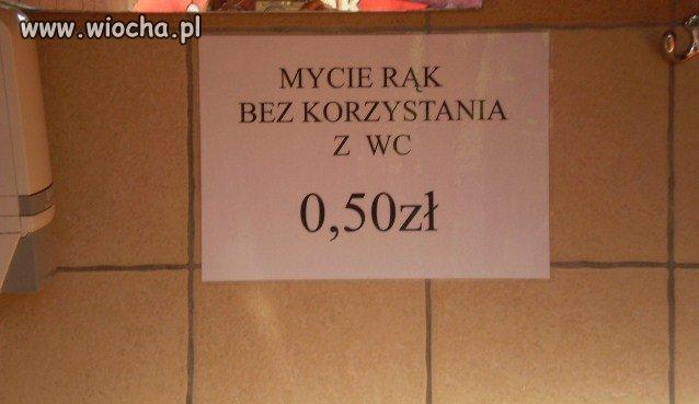 Taka wiocha tylko w Polsce