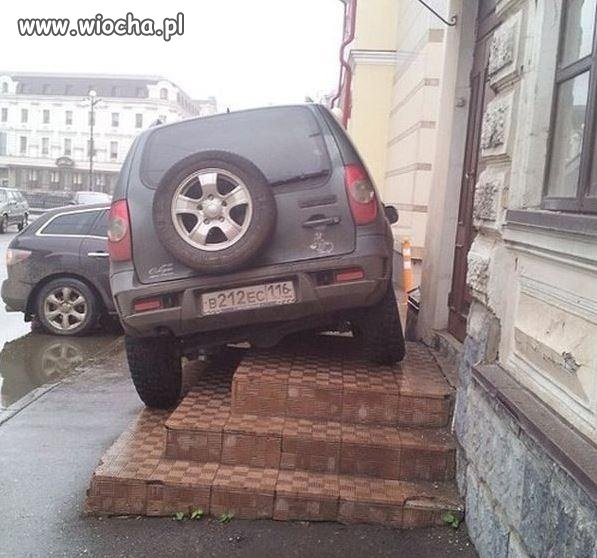 Zaparkowane