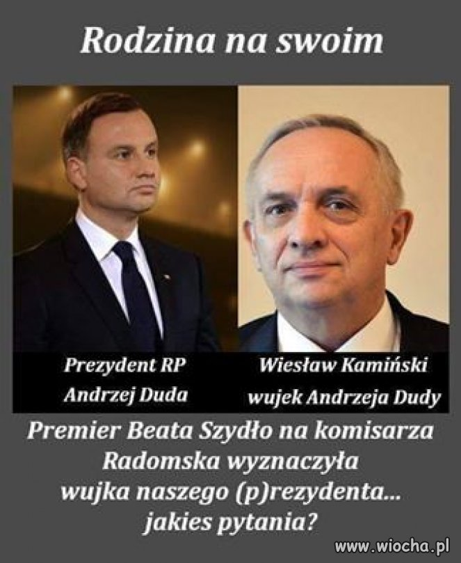 To te nowe standardy...