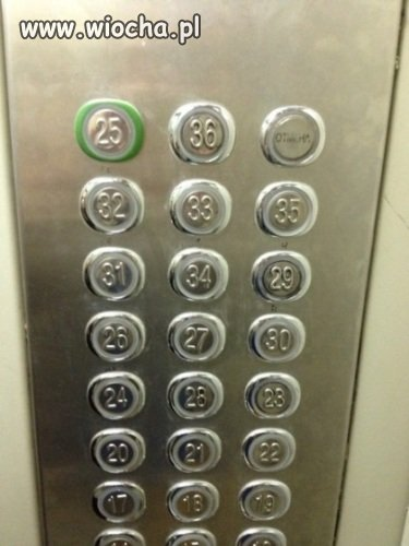 Tymczasem w windzie