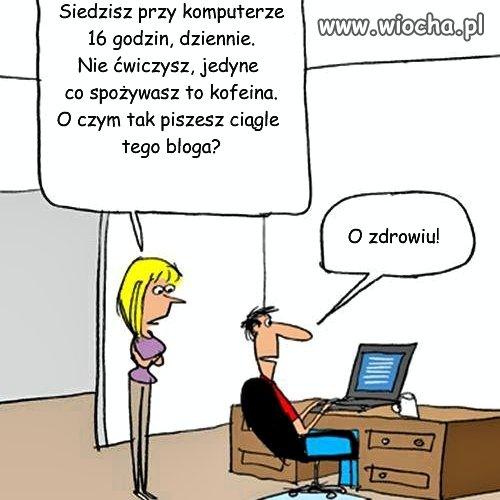 Toż to bloger