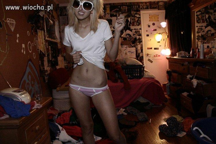 Nastolatka i jej bajzel