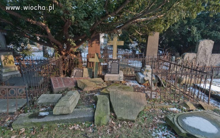 Niszczenie grobów
