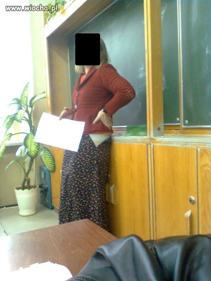 Kto powiedział, że nauczyciel