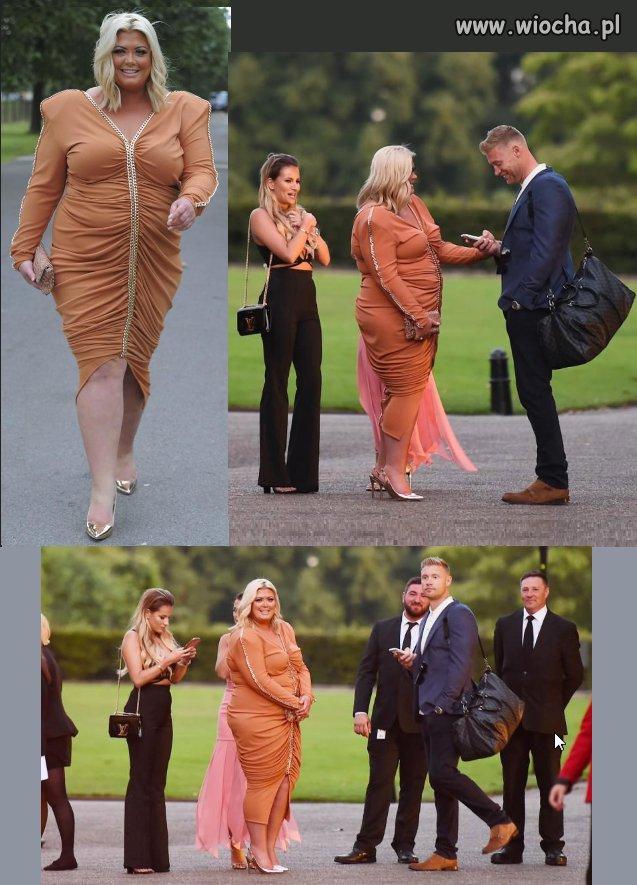 Ten krój sukienki raczej