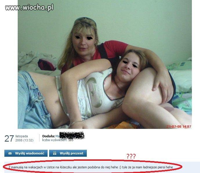 No sexem obie ociekają