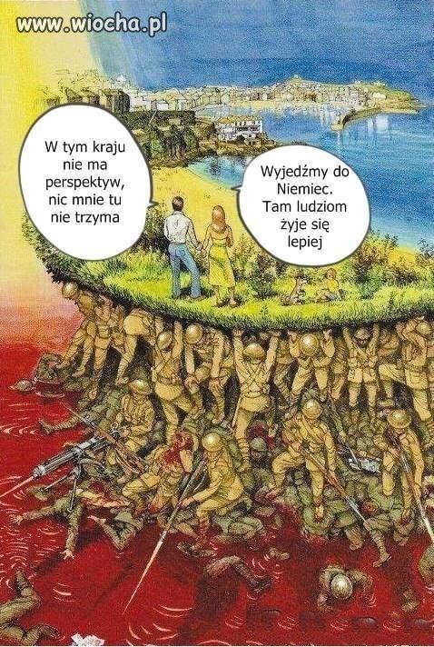 """Nar�d kt�ry traci pami�� przestaje by� Narodem""."