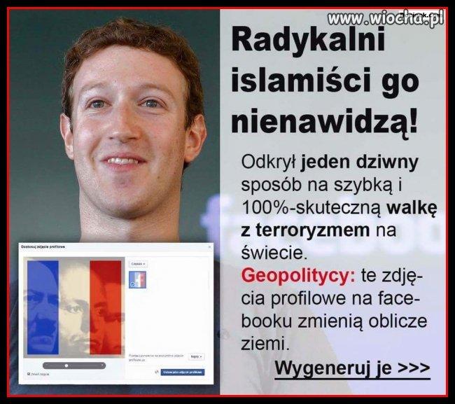 Radykalni islamiści go nienawidzą