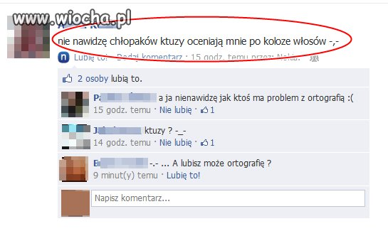 Problemy z ortografią polskiej młodzieży ...