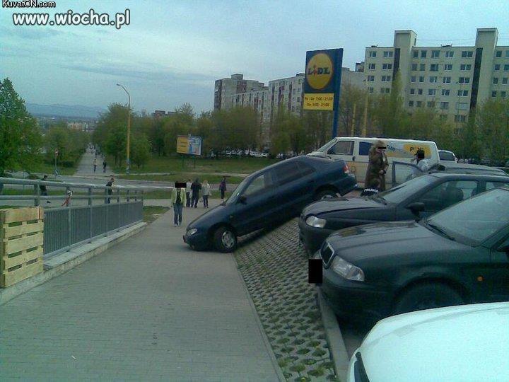 Parkowanie doskonałe