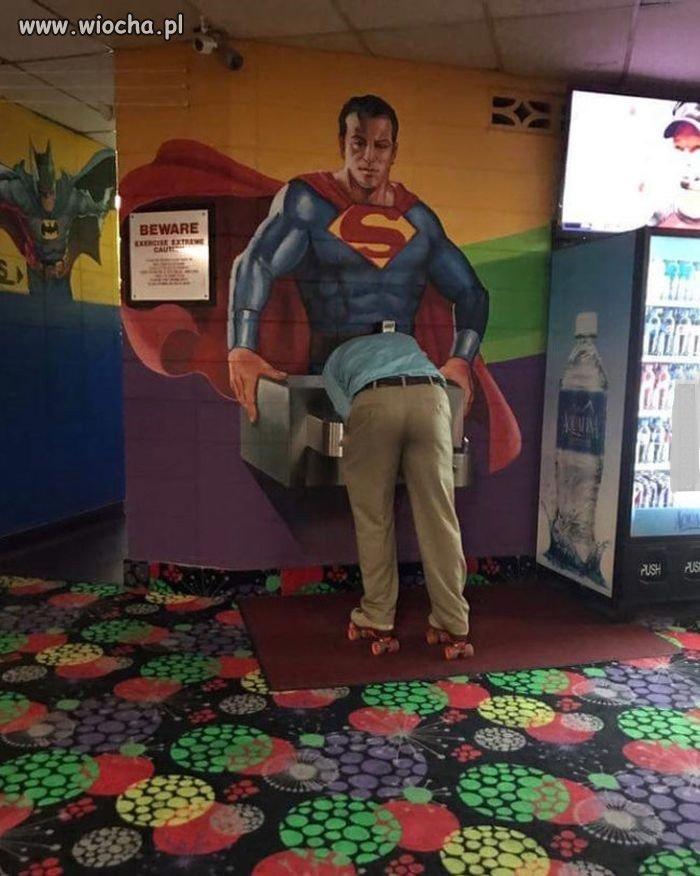 Superman !