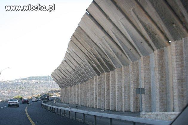 Granica mi�dzy Izraelem a Palestyn�