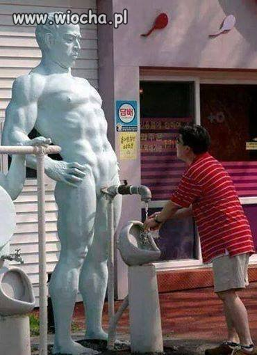 Komu wody dla ochłody?
