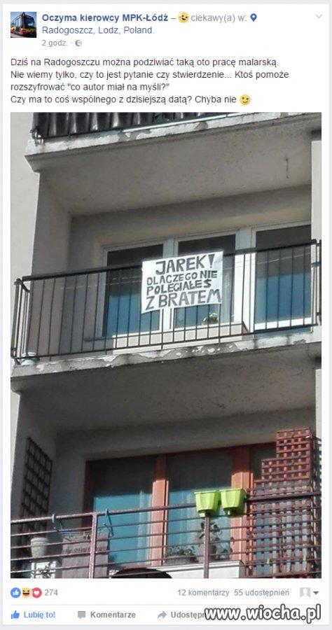 No właśnie Jarek...