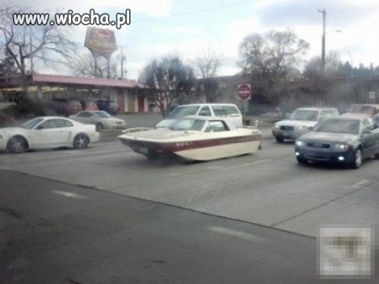 To jest prawdziwy mistrz parkowania