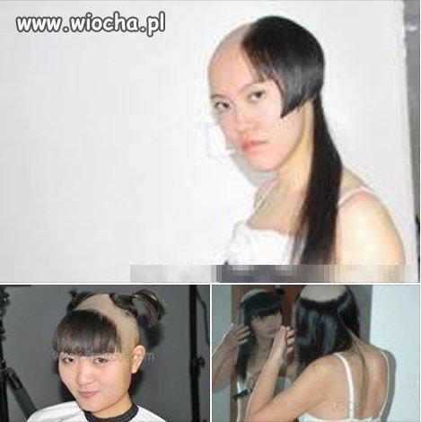 Nowa moda w Chinach