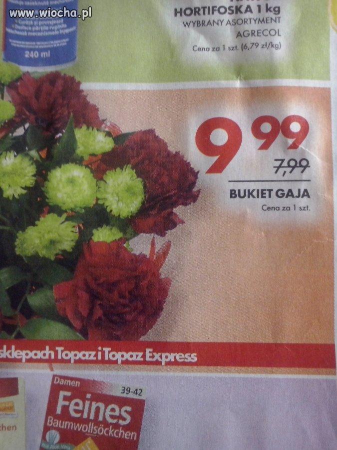 Promocja w Topazie