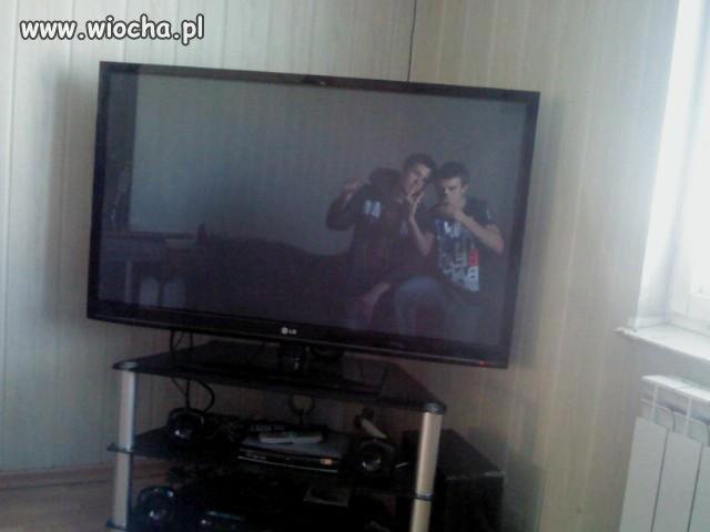 Lans na telewizor
