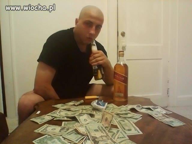 Gangsterka z dolarami