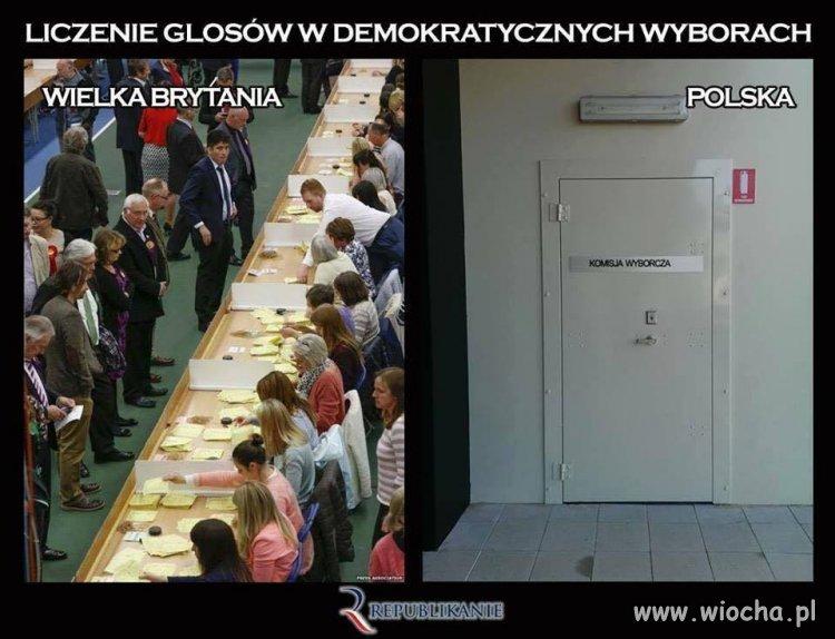 W Polsce nigdy tak nie będzie ...