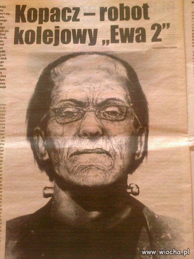 Ewa Kopacz nadal obje�d�a Polsk�...