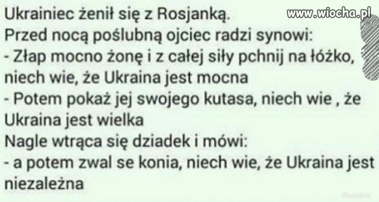 Cała prawda o Ukraińcach w pigułce