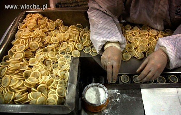Ręczna fabryka prezerwatyw
