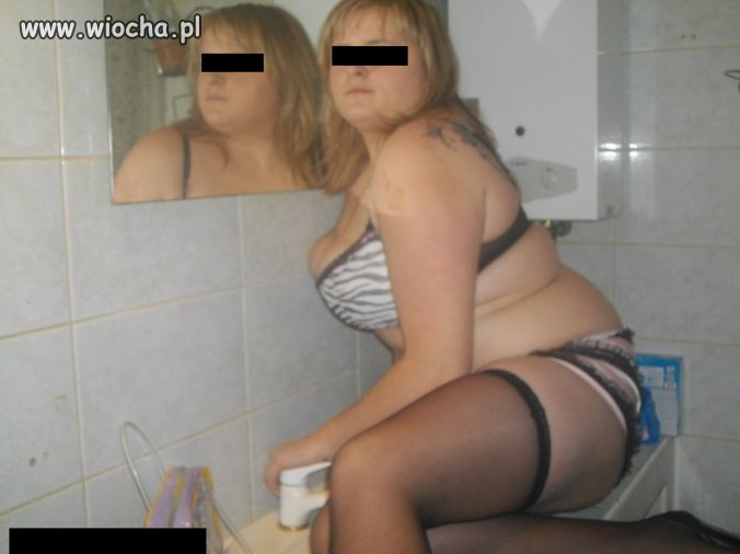 Sexy dziunia