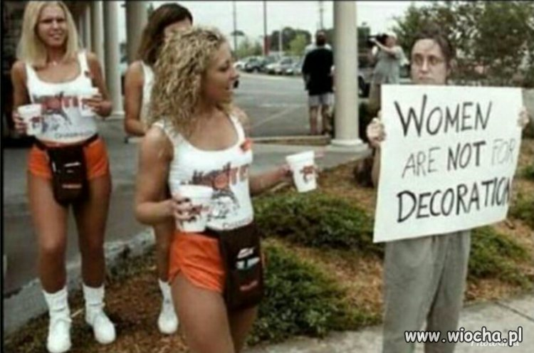 Główna zasada feminizmu?