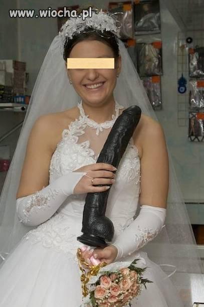 Taki dostała prezent...