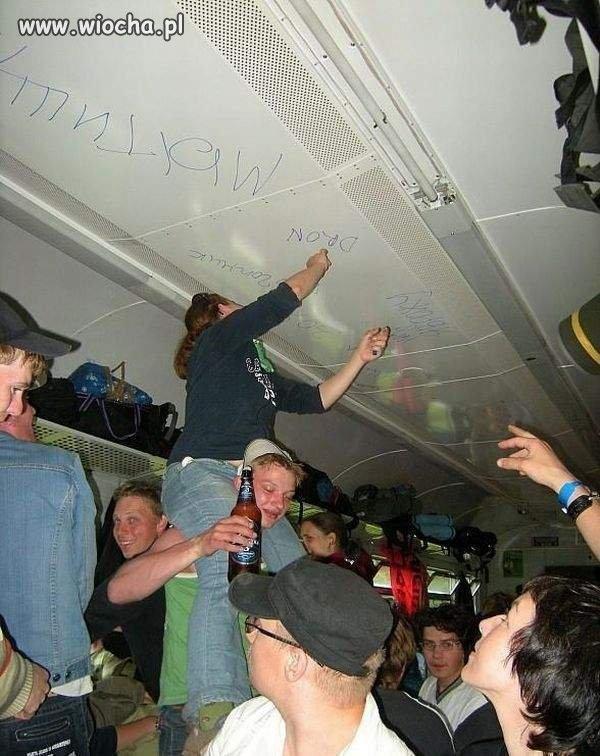 Wandale niszczą środek lokomocji