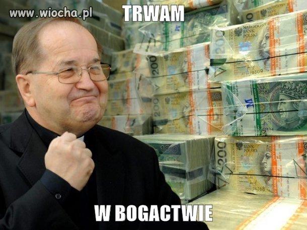 Według wprost Rydzyk na 83 miejscu najbogatszych