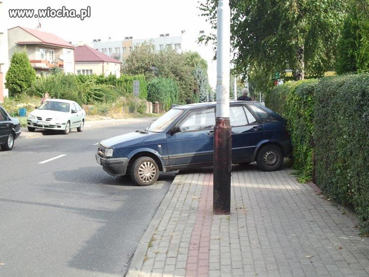 Najlepiej zaparkowany samochód na świecie