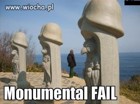 Monumentowe grzyby