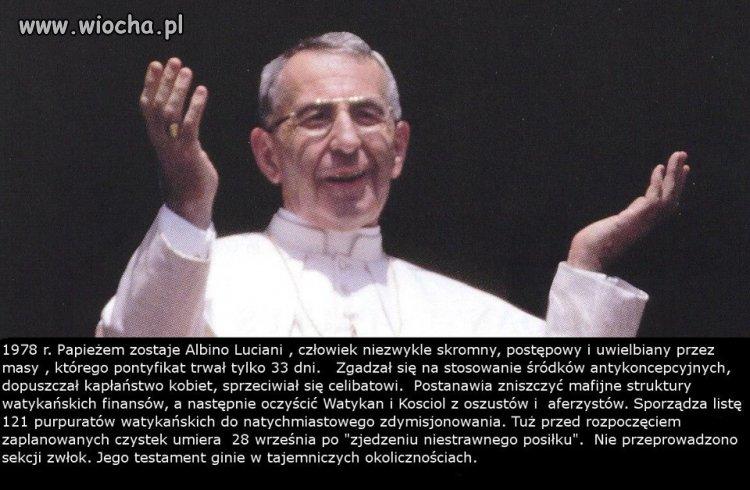 A jak będzie z Franciszkiem...