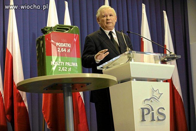 Rok 2011 prezes polski krytykuje rządy platfusów