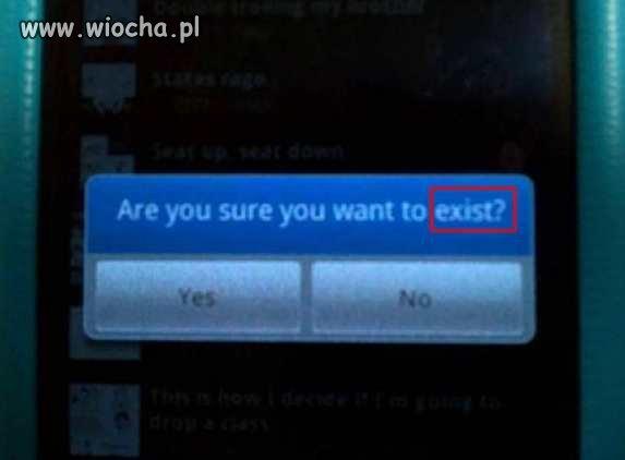Kiedy twój telefon