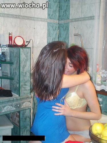 Imprezka w łazience
