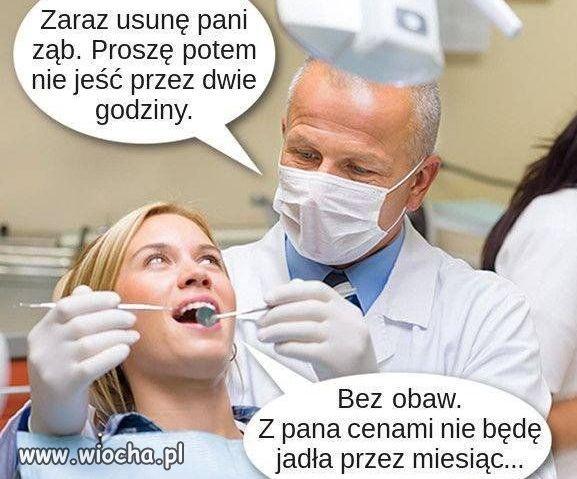 Nasi stomatolodzy...