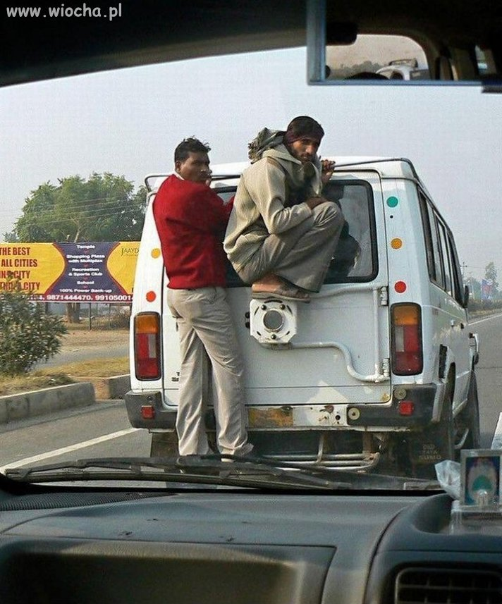 Alternatywny transport