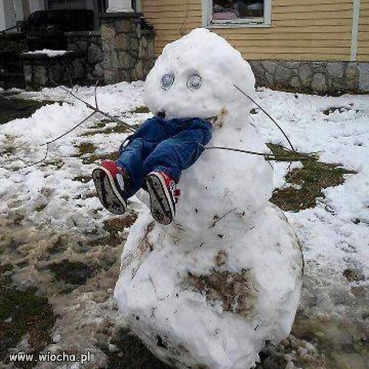 Hu! Hu! Ha! Nasza zima...zła!!!