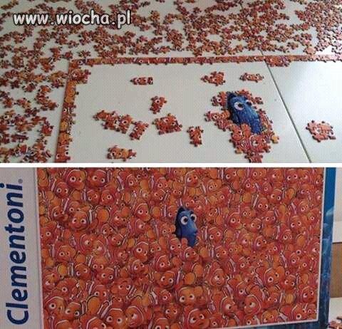 Ale ch*jowe puzzle