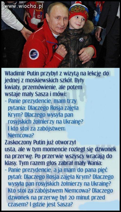 Prawda o Putinie